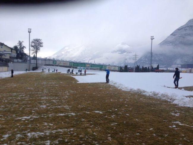 Calcio giovanile: partite rinviate a raffica causa neve
